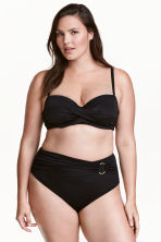 H&M+ Bikini bottoms - Black - Ladies | H&M CN 1