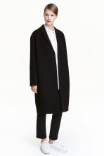 Cappotto in misto cashmere - Nero - DONNA | H&M IT 1