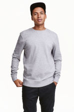Sweat - Gris - HOMME | H&M FR 1