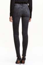 Shaping Skinny High Jeans - Dark grey denim - Ladies | H&M 2