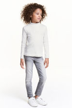 Slim Jeans - Grey - Kids | H&M CN 1
