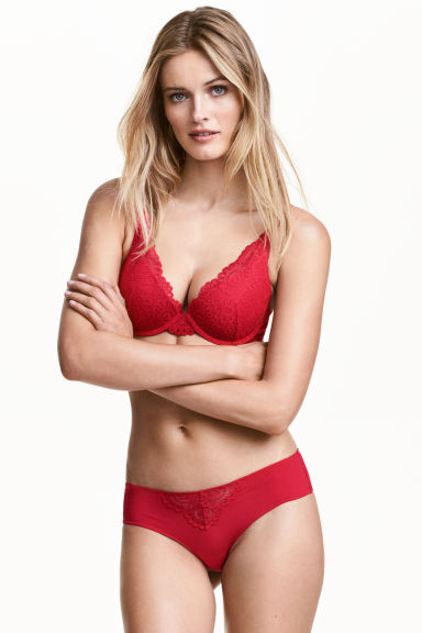 Hipster briefs - Red - Ladies | H&M CN 1