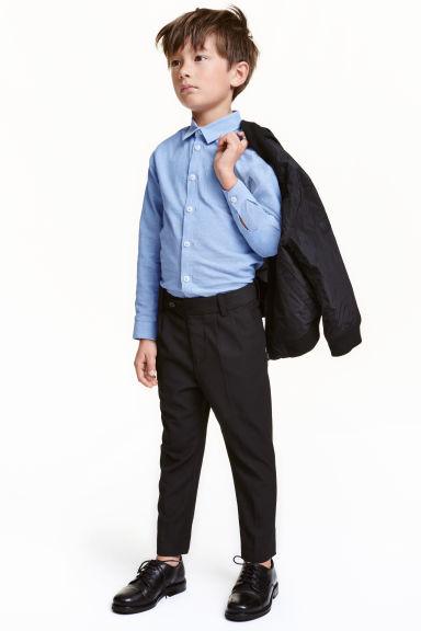 Costume Garcon 5 Ans ( Pantalon+Gilet +Chemise+Cravate) Gris