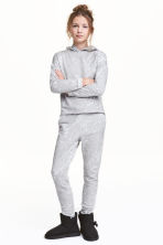 Sweatpants - Grey/White - Kids | H&M CN 1