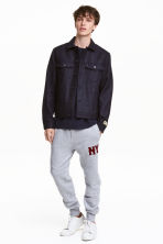 Joggers - Grey/New York - Men | H&M CN 1