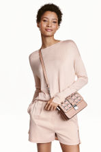 Shoulder bag - Powder - Ladies | H&M CN 1