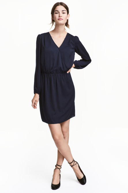 MAMA Satin nursing dress
