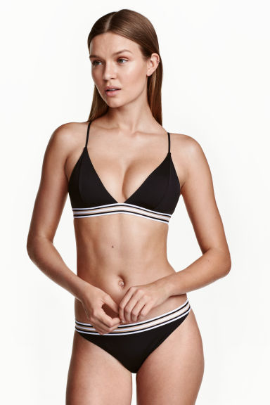 Bikini bottoms - Black - Ladies | H&M 1