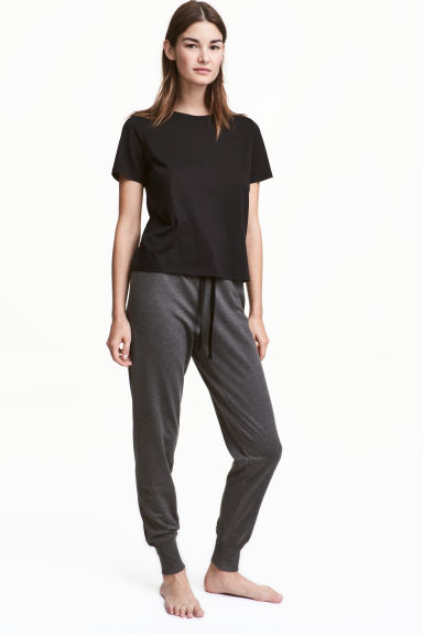 Joggers - Dark grey - Ladies | H&M 1