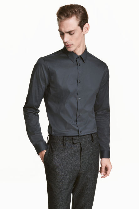 Koszula Stretch Slim fit