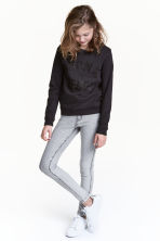 Tregging - Gris washed out - ENFANT | H&M FR 1