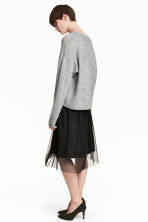 Tulle skirt - Black - Ladies | H&M IE 1