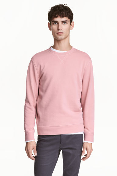 Sweat - Rose - HOMME | H&M FR 1