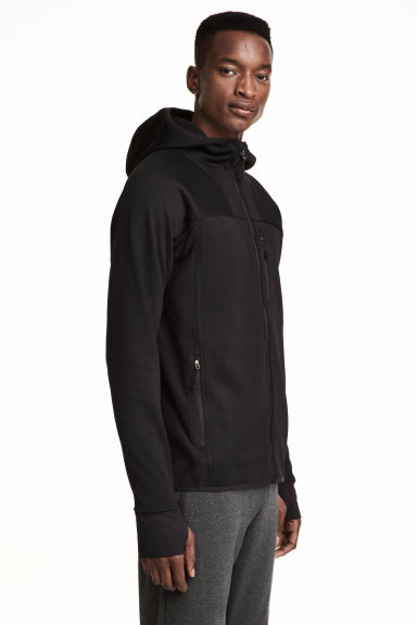 Outdoor jacket - Black - Men | H&M CN 1