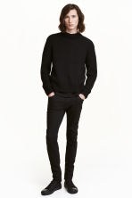 Super Skinny Low Jeans - Denim nero - UOMO | H&M IT 1