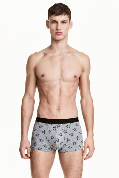 3-pack boxer shorts - Black/Stars - Men | H&M 1
