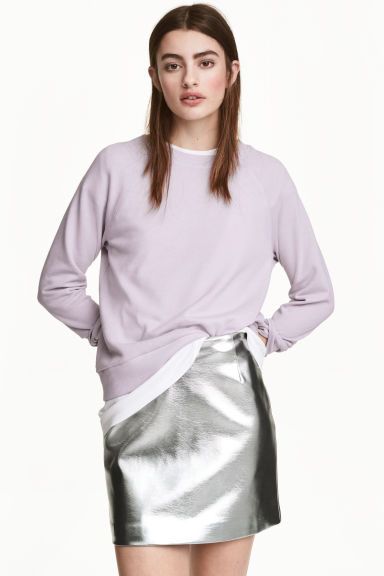 Sweatshirt - Lavender - Ladies | H&M 1