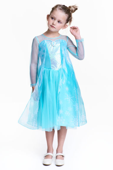Fancy dress costume - Turquoise/Frozen - Kids | H&M 1