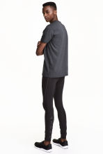 Sports tights - Black - Men | H&M CN 1
