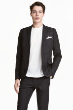 Jacket Slim fit - Black - Men | H&M CA 3