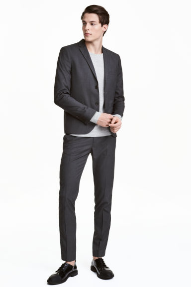 Pantalon de costume Slim fit Modèle