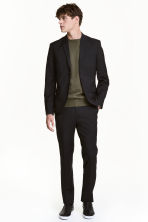 Pantaloni completo Regular fit - Nero - UOMO | H&M IT 2