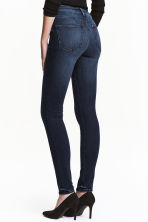 Shaping Skinny High Jeans - Dark denim blue - Ladies | H&M 1