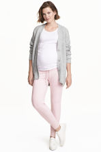 MAMA Joggers - Light pink marl - Ladies | H&M 1