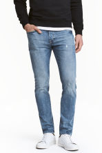 Slim Jeans - Denim blue - Men | H&M GB 1