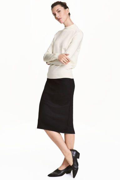 Pencil skirt - Black - Ladies | H&M 1