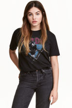 T-shirt con stampa - Nero/AC/DC -  | H&M IT 1