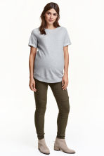 MAMA Biker treggings - Khaki green - Ladies | H&M CN 1