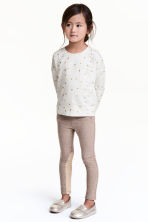 Treggings - Beige - Kids | H&M CN 1