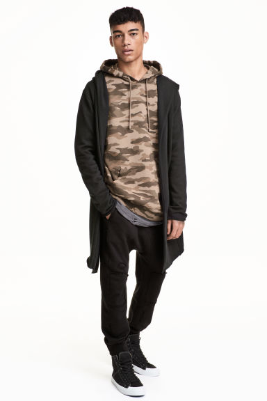 Trashed joggers - Black - Men | H&M 1