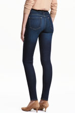 Shaping Skinny Regular Jeans - Denim bleu foncé rugged rinse - FEMME | H&M FR 1
