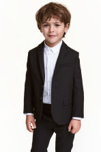Blazer - Black - Kids | H&M CN 1