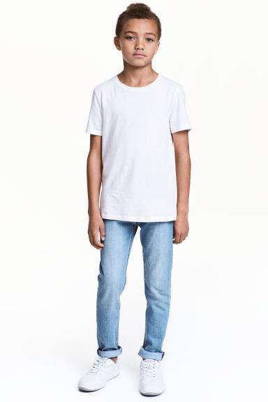 Skinny fit Jeans - Light denim blue - Kids | H&M 1