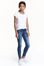 Superstretch Skinny Fit Jeans - Azul denim - CRIANÇA | H&M PT 1