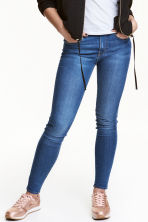 Super Skinny Regular Jeans - Denim blue - Ladies | H&M CN 1
