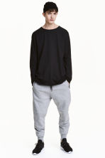 Joggers - Grey marl - Men | H&M CN 1