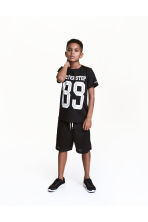 Short training - Noir - ENFANT | H&M FR 1