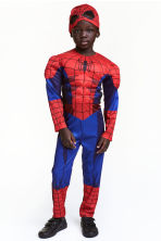 Superhero costume - Red/Spiderman - Kids | H&M 1