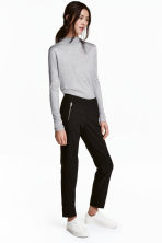 Suit trousers - Black -  | H&M 1