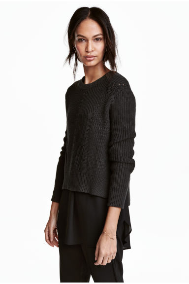 Pullover - Nero - DONNA | H&M IT 1