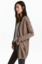Knitted cardigan - Mole - Ladies | H&M 1
