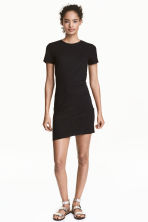 Jersey dress - Black - Ladies | H&M 2