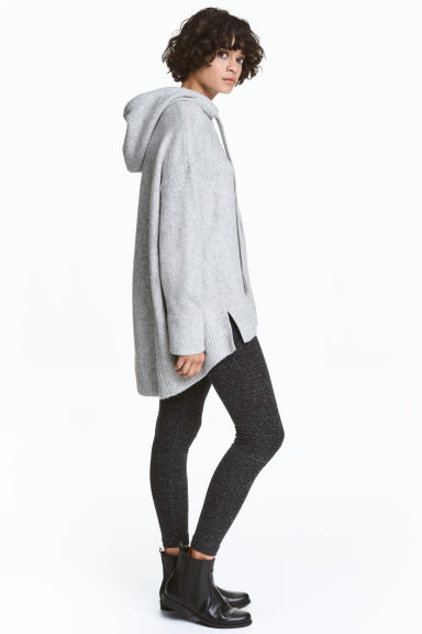 Ankle-length leggings Model