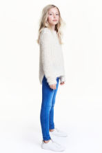 Treggings - Blue washed out - Kids | H&M 1