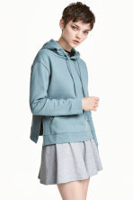 Bell-shaped skirt - Grey marl - Ladies | H&M 1