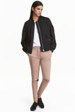 Cut-out joggers - Beige - Ladies | H&M CN 1